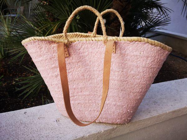 Paniers, sacs et pochettes